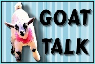 Goat Talk - Goat lovers forum